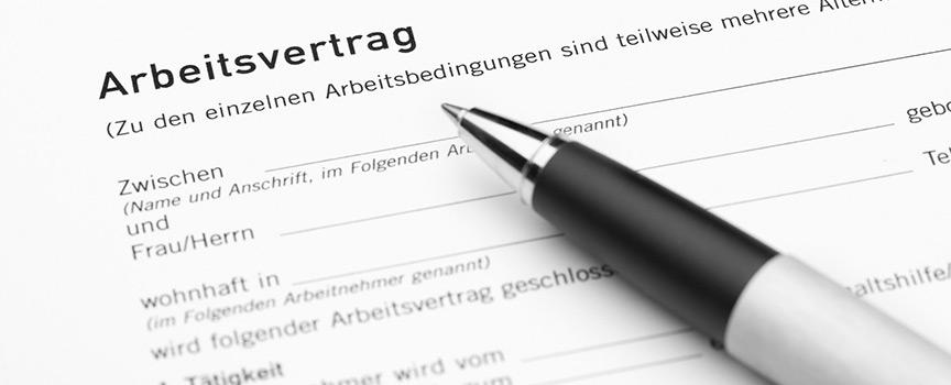 Arbeitsvertrag prüfen lassen vom Rechtsanwalt in München