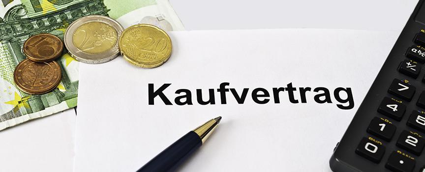 Rechtsanwalt für Kaufrecht und Kaufvertrag in München