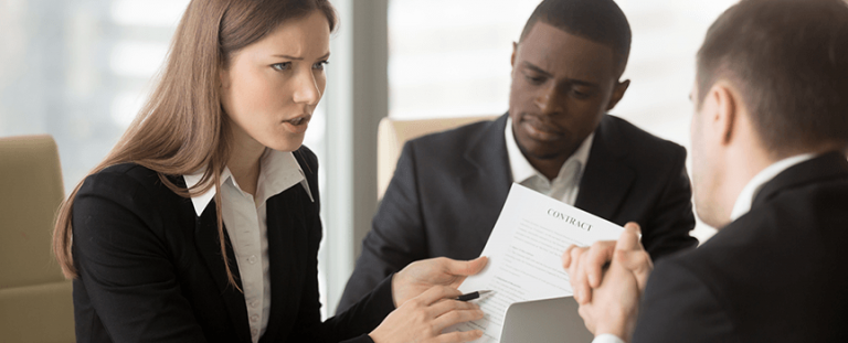 Zu Langsam Kündigung Wegen Schlechtleistung Kanzleiwehnerde