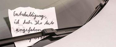 Fahrerflucht: Welche Strafe droht bei Unfallflucht in der Probezeit?