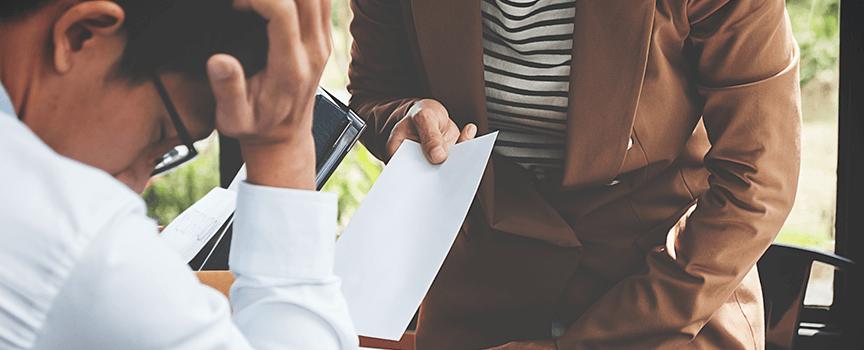 Kündigungsgründe Wann Ist Eine Kündigung Im Arbeitsrecht Wirksam