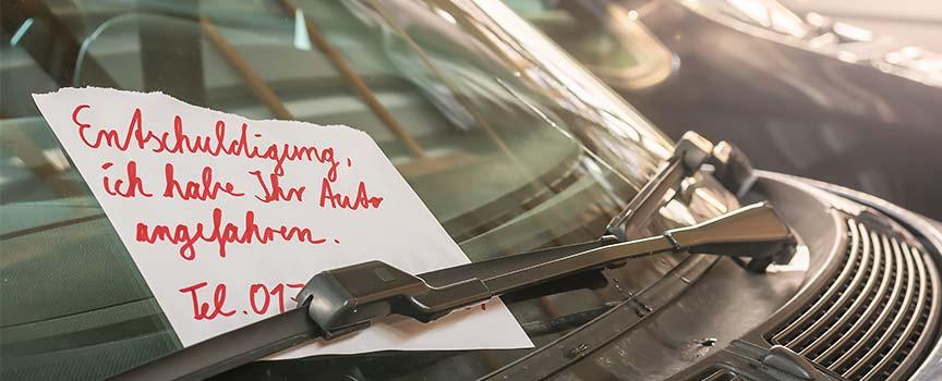 Anwalt für Fahrerflucht in München