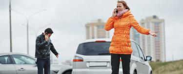 Was tun nach einem unverschuldeten Verkehrsunfall?